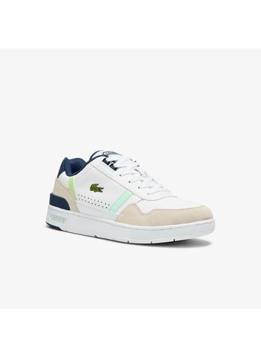 Lacoste Erkek T-Clip 0721 Sneakers 741SMA0076.042 Beyaz